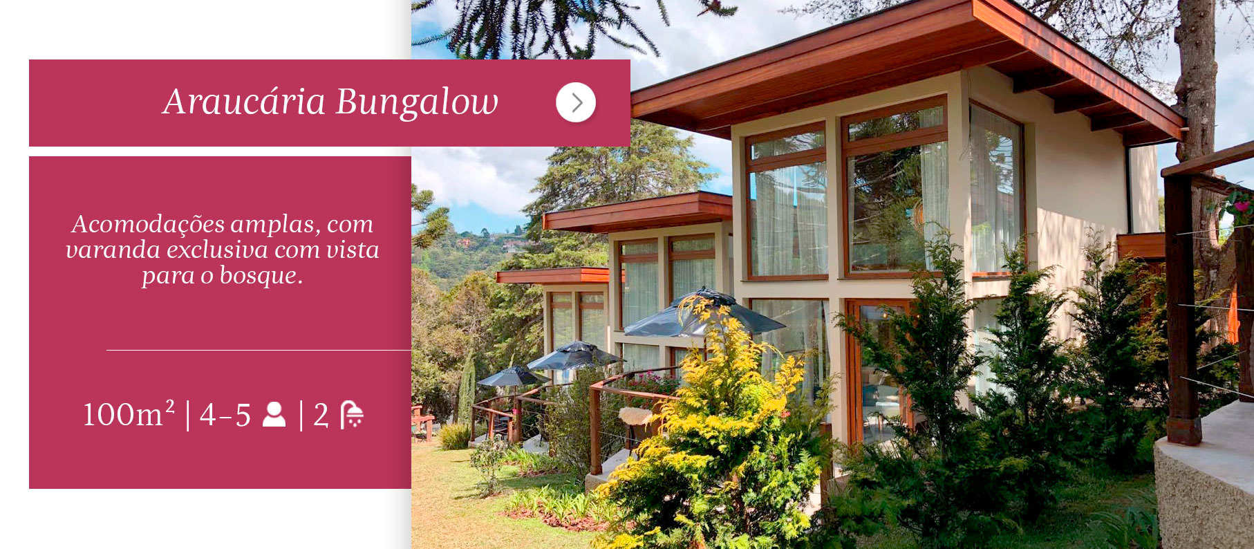 Bangalow Hotel Quebra-Noz