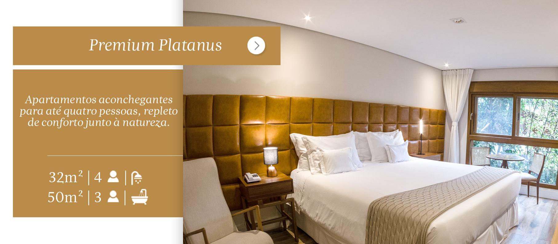Platanus Hotel Quebra-Noz