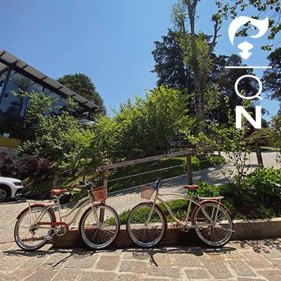 Passeio de bike Hotel Boutique Quebra-Noz