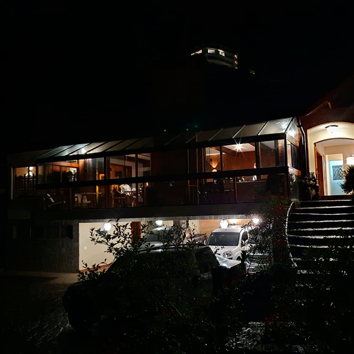 Degustação de vinhos da Toscana Hotel Boutique Quebra-Noz