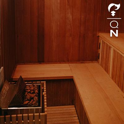 sauna spa quebra-noz