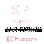 Hoteis 9.4 avaliações Hotel Boutique Quebra-Noz