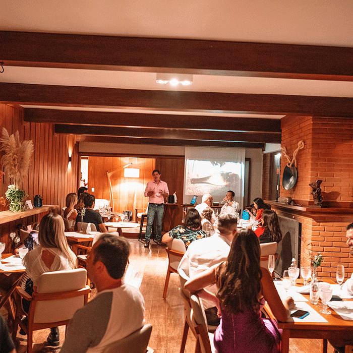 Degustação de Verão - Hotel Boutique Quebra-Noz 2021